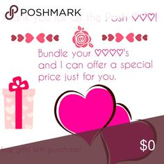 🌟Free Gifts With Purchase🌟 🌟Free gifts with EVERY purchase! Buy 2 items TWO gifts! Buy 3 items get THREE gifts!! Willing to negotiate ALL prices and give special discounts!🌟 Accessories