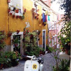 Lapa neighborhood, Lisbon