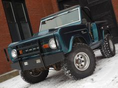 1968 Ford Bronco - Image 1 of 27