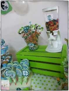 ★ Candy Bar Doky Para Felipe by Oh! Big Day★