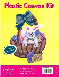Bunny in Basket 1/3
