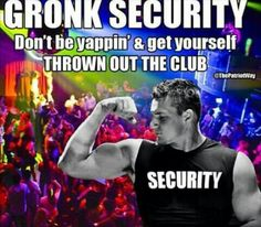 GRONK SECURITY