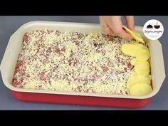 Блюдо из фарша УГОДИТЬ ВСЕМ Вкусно и просто! / Меню на праздничный стол - YouTube Pork Recipes, Baking Recipes, Keto Recipes, Tasty, Yummy Food, Kefir, Food 52, Food Videos, Macaroni And Cheese