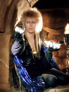 "From the 1980's movie ""Labyrinth,"" the otherworld, fairy, elf, and gnome type themes have been popular in fantasy film."