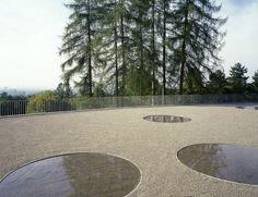 VANNSPEIL på Hörnli kirkegård.   vetsch-partner-landscape-architecture-the-Hörnli-Cemetery-2 « Landscape Architecture Works | Landezine