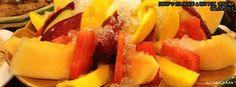 Lakwatserong Unggoy: David's Tea House Davids Tea, Fruit Salad, Cantaloupe, Random, Business, House, Food, Style, Swag