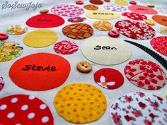 SoSewJojo Trees, Sugar, Cookies, Desserts, Handmade, Food, Crack Crackers, Postres, Hand Made