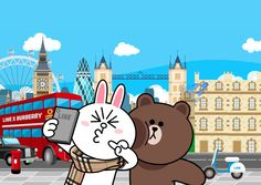 cony and brown - Google Search