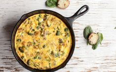 Take your brunch to the next level with this healthy and delicious frittata recipe. Take your brunch to the next level with this healthy and delicious frittata recipe. Healthy Frittata, Vegetable Frittata, Easy Frittata Recipe, Frittata Recipes, Breakfast Time, Breakfast Recipes, Breakfast Skillet, Nutritious Breakfast, Cauliflowers