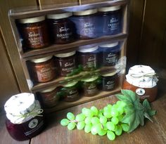 """We welcome you to visit The Home Farm Gift Shop to view the new festive collection from Mrs Bridges! Perfect for the holiday season, this popular range features Winter classics - such as spiced fruit chutney, orange and cranberry marmalade and berries with mulled wine preserve. Traditionally crafted in Scotland, each piece is a perfect gift everyone will love!"""