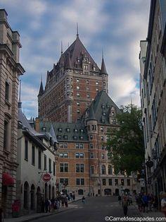 Visite de la ville de Québec: que voir et que faire? Je vous propose 10 idées en fonction de ce que j'ai préféré!
