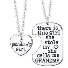 Grandma's Girl - Florence Scovel - 1