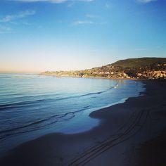 Laguna Beach Sunrise,Laguna Beach, California by Richard Marin