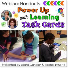 5 Questions to Ask When Lesson Planning with Task Cards - Minds in Bloom