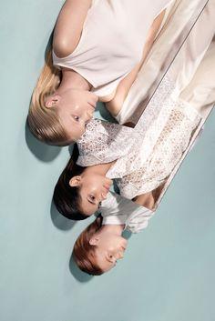 Brit Brockhurst & Ilona S. @ Elite Milan, Gabriela Godoi @ 2morrow Models para Sicky Magazine por Ivo Sekulovski ph.