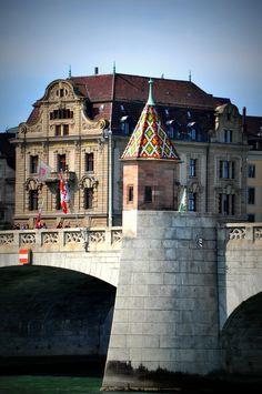 Attractive Basel http://www.travelandtransitions.com/european-travel/