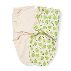 Summer Infant Summer Infant SwaddleMe Organic  Adjustable Infant Wrap, 2 Pack - $20.59