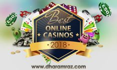 If you are searching for Best Online Casino Games. Then you should visit dharamraz.com because here you will get big offers, Best Online Casino Games & Bonuses, and New Casino Sites. Get Started Here https://bit.ly/2rpIBEF #onlinecasinogames #onlinecasinobonus #onlinecasino #poker #roulette #blackjack #slots #bingo #spins #Dharamraz
