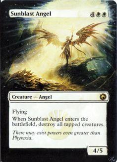 sunblast angel alter