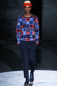 Iceberg Spring 2013 Menswear Collection on Style.com: Complete Collection