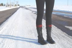 cute outfit for cute combat boots #combatboots #boots