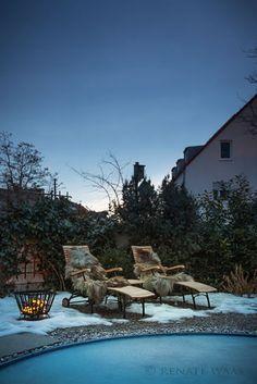 Osram Noxlite Wegeleuchte Cylinder Ground | Licht & Leuchten ... Feuerkorb Im Garten Gestaltungstipps