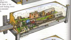 model railroad shelf layout plans | where my layout idea is from | Model Railroad Hobbyist magazine ...