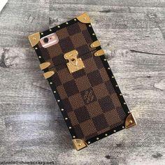 Louis Vuitton Petite Malle Trunk Phone Case