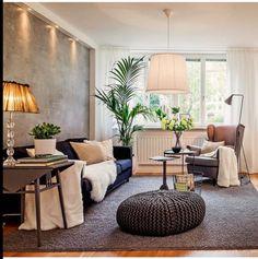 e - Wohnzimmer Wandgestaltung Farbe