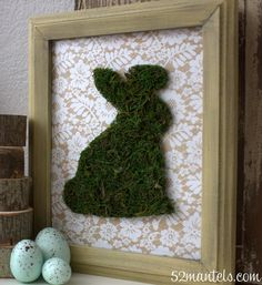 1000+ images about Easter Mantles on Pinterest | Easter, Mantels and ...