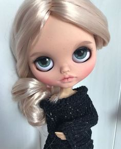 Large Eyes, Big Eyes, Cute Baby Dolls, Cute Babies, Pretty Dolls, Beautiful Dolls, Ooak Dolls, Blythe Dolls, Selfies