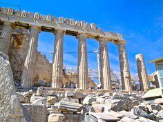 Ancient Greek Buildings