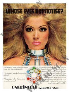 Vintage makeup ad (1960s) Maquillage, Mode, Publicité Maquillage Vintage,  Publicités Vintage 709616a76bf