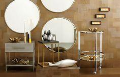 New Interior Design Trends for 2013 bronze and silver reflectives.love this concept! Interior Design Trends, Paz Interior, Home Interior, Copper Interior, Interior Shutters, Design Ideas, Home Decor Store, Cheap Home Decor, Luxury Home Decor