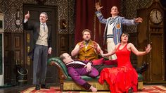 'The Play That Goes Wrong': Theater Review