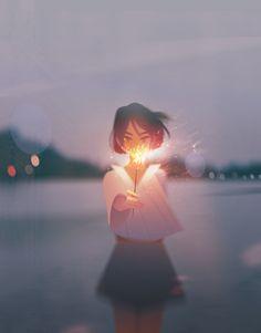 The sea (1) by Jenny Yu