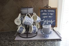 Using Trays to Keep Your Home Beautifully Organized