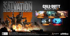 Call Of Duty Black Ops 3 Salvation DLC Code Generator