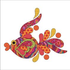 Applique Add On's -Tropical Fish | Craftsy