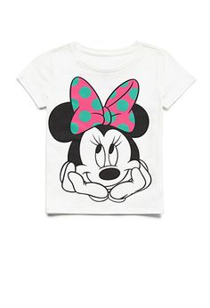 Minnie Mouse Knit Tee (Kids) | FOREVER21 girls - 2000060047