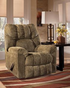 Autumn Chenille Recliner At Menards For The Nursery