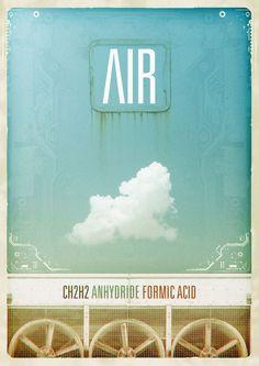 air poster