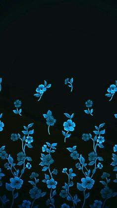26 new ideas for wallpaper nature backgrounds floral patterns Floral Wallpaper Iphone, Flower Background Wallpaper, Green Wallpaper, Butterfly Wallpaper, Cute Wallpaper Backgrounds, Blue Wallpapers, Dark Wallpaper, Cellphone Wallpaper, Flower Backgrounds