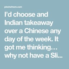 I'd choose and Indian takeaway over a Chinese any day of the week. It got me thinking… why not have a Slimming World friendly Syn Free Indian Fried Rice?