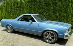 1978 Chevy El Camino This  is the one Mike!!!!! Get this one for me! But maybe a bit darker blue! K, love you!