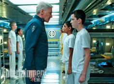 """""""Ender's Game"""". Incoming movie, based upon Orson Scott Card's book."""