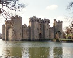 Bodiam Castle. UK