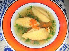 Reteta culinara Cea mai buna supa cu galuste, din coada de vitel din categoria Supe. Specific Romania. Cum sa faci Cea mai buna supa cu galuste, din coada de vitel Supe, Mai, Ethnic Recipes, Food, Meal, Essen, Hoods, Meals, Eten