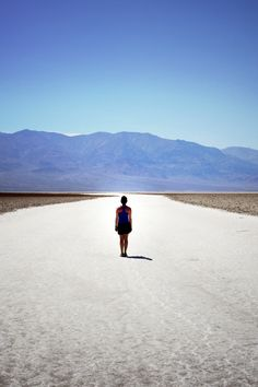 Place #17 — Death Valley, California. Click to discover what makes this one of our favorite 50 places, and #SeeForYourself.