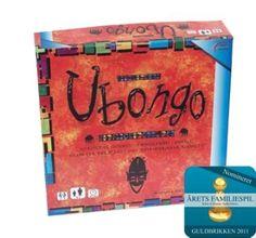 UBONGO - Spil | Arnold Busck